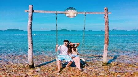 Nam Du là 1 trong những điểm đến đẹp nhất Kiên Giang
