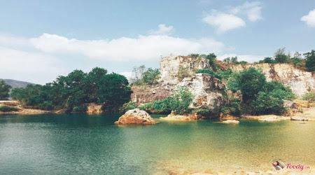 Phát Hiện Hồ Trên Núi Đẹp Tựa Tiên Cảnh Cách Sài Gòn 160km